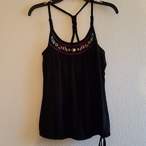 Tops - Weavers Tank Top